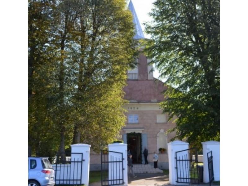 Būtingės bažnyčia atšventė 190 metų jubiliejų