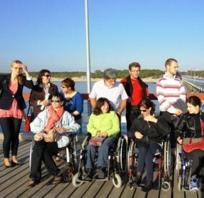 """Prancūzų neįgaliųjų kelionę apkartino Šventosios """"Energetikas"""""""