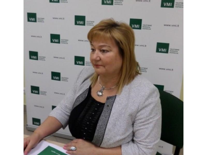 Klaipėdosapskrities valstybinės mokesčių inspekcijos (AVMI) Kontrolės departamento direktorė Gražina Rimkienė teigė, jog didžiausias procentinis VMI administruojamų mokesčių augimas Klaipėdos apskrityje stebimas būtent Palangos mieste.