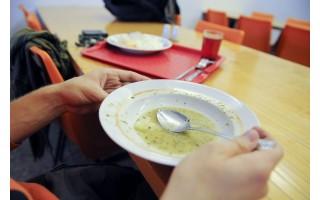 Nemokamas mokinių maitinimas organizuojamas nuo kovo 23 d.