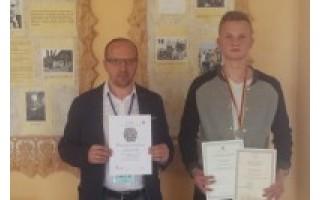 Gimnazistas – tarp geriausių Lietuvos jaunųjų geografų