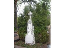 Nacionalinio reikšmingumo objekto lygmuo suteiktas ir kalbininko Antano Vireliūno kapui.