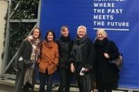 Palangos kultūros ir jaunimo centro darbuotojai sugrįžo iš Europos kultūros forumo Milane