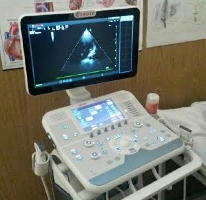 Palangos ligoninėje – modernus ultragarsinio tyrimo aparatas