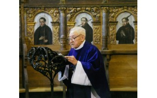 Trys baltosios Atminties kalėdinės snaigės – Palangos kunigui, gydytojui ir architektui