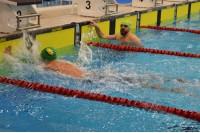 Palangos baseine jau mokosi plaukti vaikai