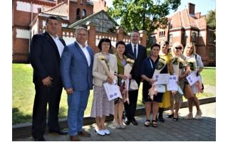 """Palangos medikams – sveikatos apsaugos ministro apdovanojimai """"Už reikšmingą indėlį Lietuvos žmonių sveikatai"""""""