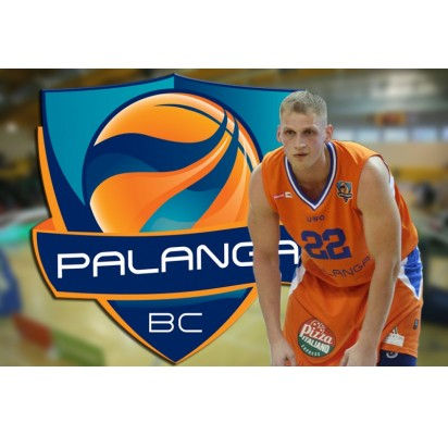 """BC """"Palanga"""" puolėjas A. Montrimavičius: """"Visada reikia siekti tik pačių aukščiausių tikslų"""""""