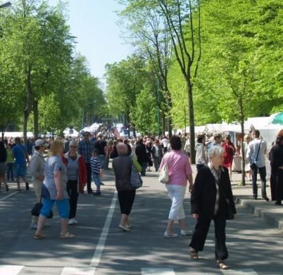 Prognozuota, kad į sezono atidarymo šventę Palangoje atvyks per 200 tūkst. svečių.