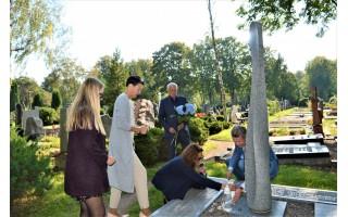 Palangoje pagerbtas Lietuvos žydų genocido aukų atminimas