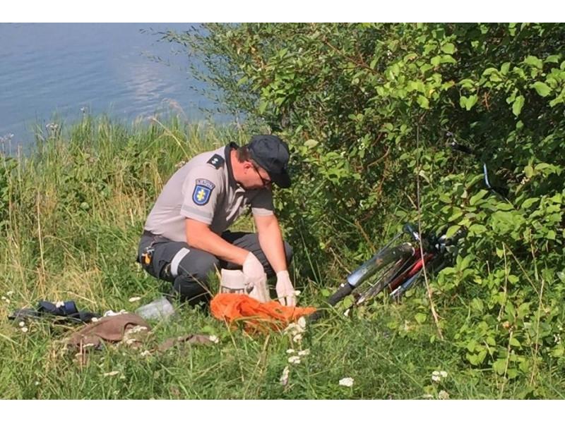 Šventojoje iš Baltijos jūros ištrauktas vyro kūnas