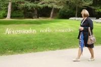 Birutės parko dieną – literatūriniai susitikimai Palangoje