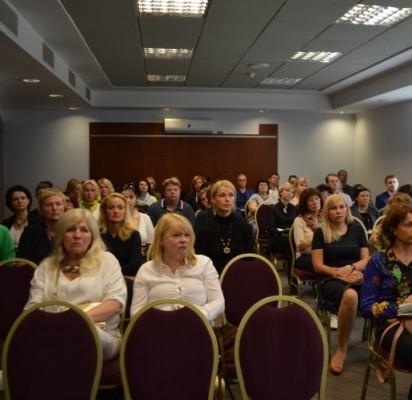 Palanga buvo pristatyta kelionių agentūrų atstovams iš trijų šalių – Ukrainos, Baltarusijos ir Rusijos.