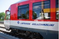 Sezono naujiena – bilietas traukiniui iš Vilniaus į Palangą