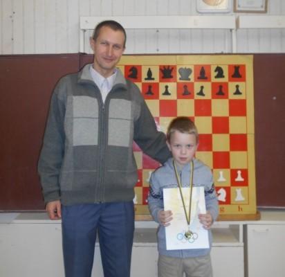 Domantas Masaitis – šachmatų turnyro nugalėtojas