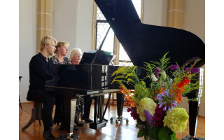 Kurhauze skambės žymios pianistų dinastijos programa