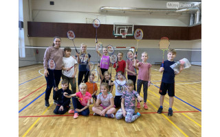 Kovojo Palangos ir Kretingos badmintoninkai