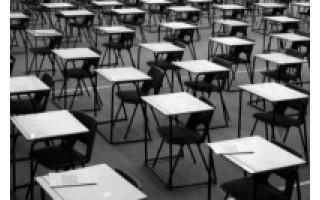 Palangos dešimtokams egzaminai streso nekelia