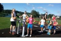 Iš sporto stovyklų sugrįžus galvojama jau apie kitą vasarą