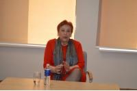 Susitikimas su rašytoja, atskleidusia lietuvių klasikų paslaptis