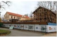 Vyriausybės plane 1,2 mln. eurų numatyta skirti Palangos kurhauzo medinės dalies atstatymui ir pritaikymui kultūrinei veiklai