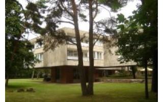 """A. Lėcko projektuotasis viešbutis """"Žilvinas"""" pripažintas kultūros vertybe"""