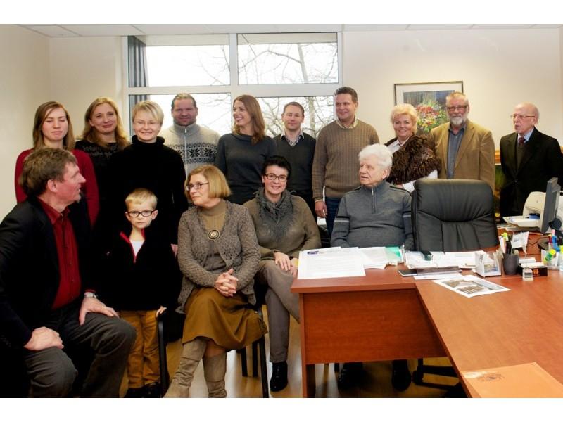 """""""Palangos dienų 2015"""" darbo grupė jau pradėjo dėlioti šventės programą. A. Sendrausko nuotr."""