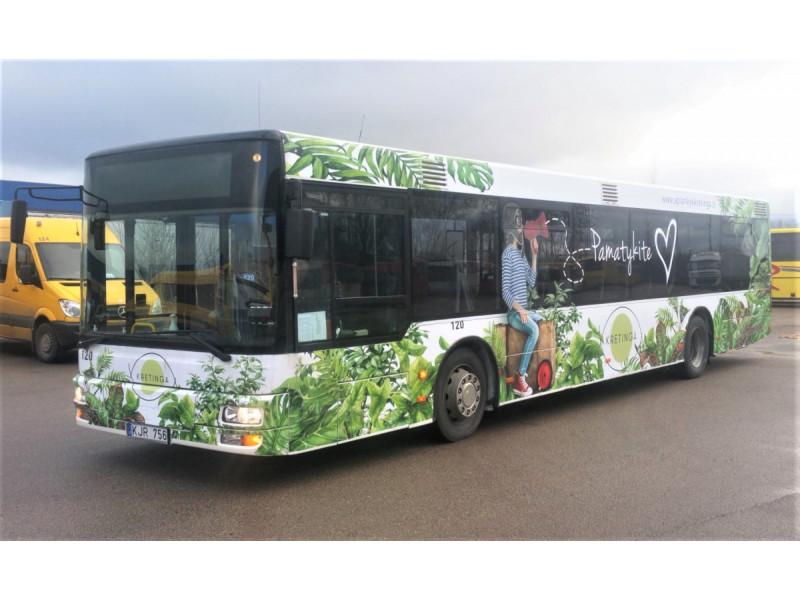 """Nemokamas viešasis transportas Palangoje? Nesvaikite: 2020 metais miestas """"Vlasava"""" už paslaugą sumokėjo 289 900 eurų"""