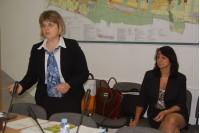 Seminaro metu gyventojai supažindinti su būsto atnaujinimo galimybėmis