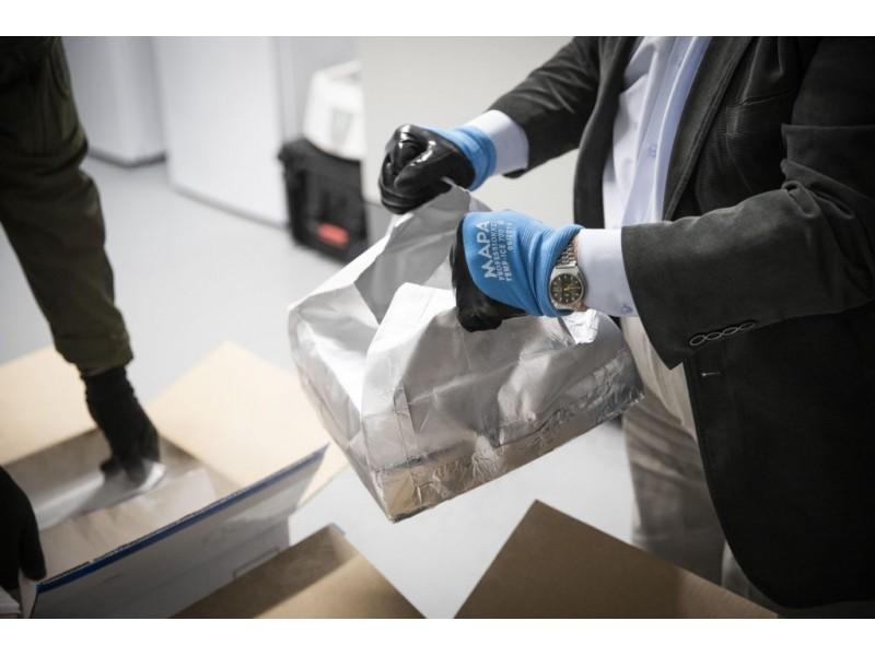 Antradienį, gruodžio 29-ąją, nuo koronaviruso buvo paskiepyta 40 Palangos ligoninės darbuotojų