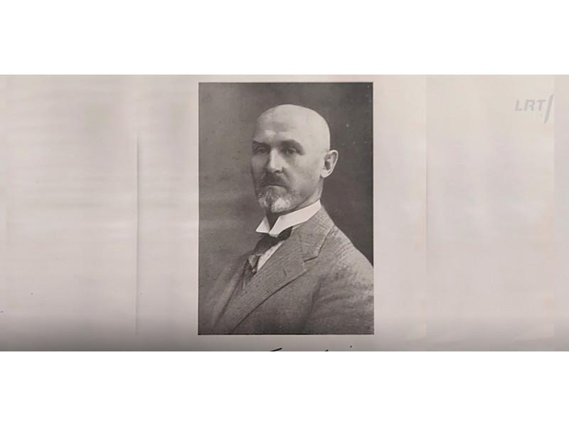 Vaistininkas, entomologas ir keliautojas palangiškis Konstantinas Arris