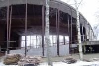 Palangoje prasidėjo Vasaros estrados rekonstrukcija