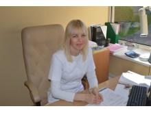 Snieguolė Žadeikytė, PRL Slaugos administratorė
