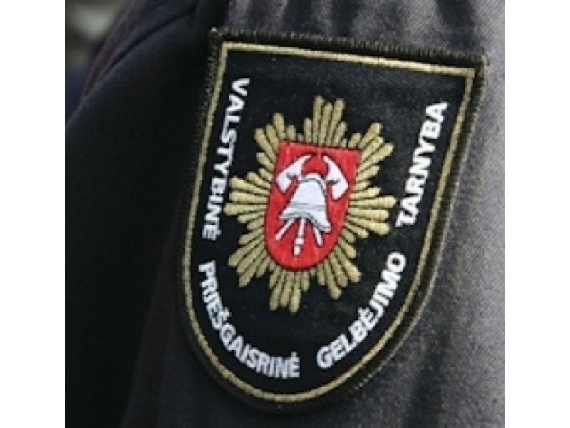 Palangos priešgaisrinės gelbėjimo tarnybos informacija: