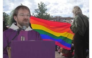 """Kretingos kapeliono žodžiai apie LGBT bendruomenę pašiurpino net parapiją: išvadino """"iškrypėliais"""" ir """"lgbtišnikais"""""""