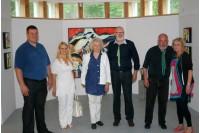 A. Mončio namuose – muziejuje pristatyti danų menininkų darbai