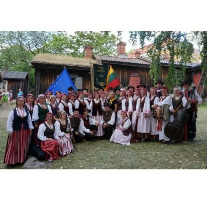 """""""Bočių""""ir """"Banguolio"""" šokėjai dalyvavo vasaros Europiadoje Suomijoje"""