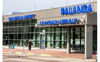 Vyriausybė blokuoja kinų įrangos diegimą Lietuvos oro uostuose, Palangos – taip pat