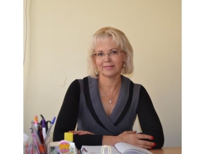 Socialinė pedagogė Birutė Jancienė