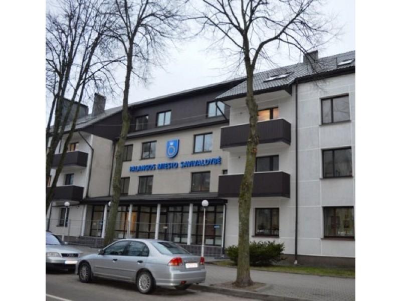 Palangos savivaldybė įsikuria naujajame pastate – Vytauto g. 112
