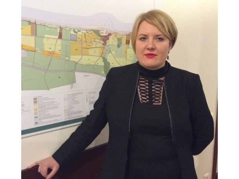 Akvilė Kilijonienė, savivaldybės administracijos direktorė