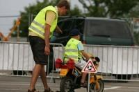 Greičio lenktynėse – didžiausias dėmesys saugumui