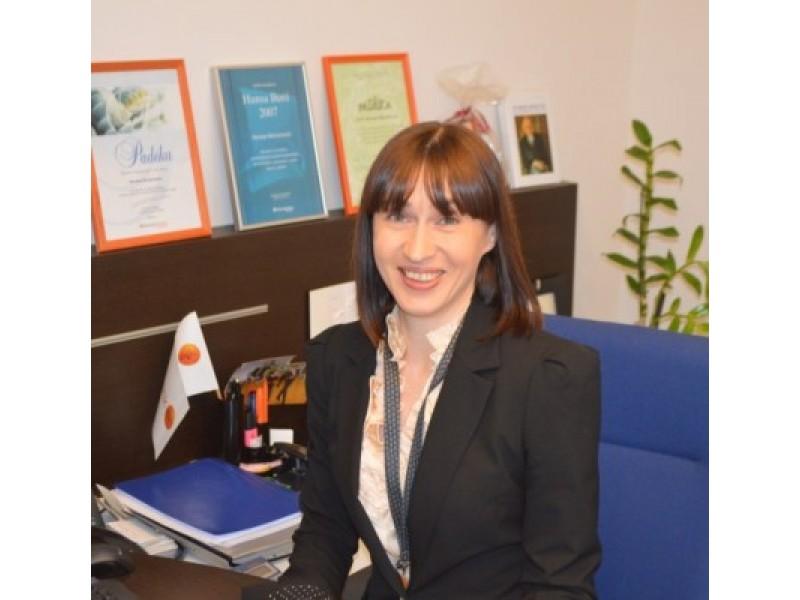 Kretingos ir Palangos klientų aptarnavimo centrų valdytoja Renata Mickūnienė.