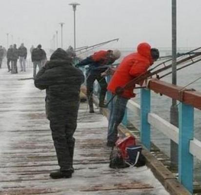 Mėgėjams žvejams prieš stintų meškeriojimo varžybas reikėtų pasitreniruoti