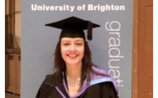 Palangiškei mokytojos diplomas Anglijoje – po aukščiausio įvertinimo