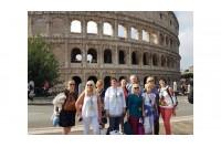 """Palangos """"Guboja"""" surengė koncertus Vatikane ir Venecijoje"""