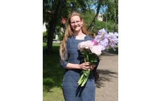 Austėja Daukšaitė – respublikinio konkurso prizininkė