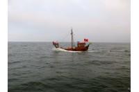 Sekmadienį jūroje vos nenuskendo trys žvejai