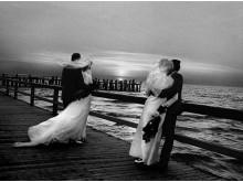 Brolių vestuvės. 1974 m. I. Giedraitienės nuotr.
