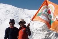 Rados vėliavos kelionė į Pamyrą